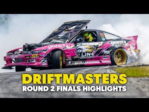 2021 Driftmasters European Championship: Round 2 Finals Highlights