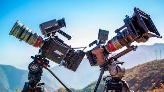 Red Camera Vs Arri Alexa | Cinema Camera Showdown
