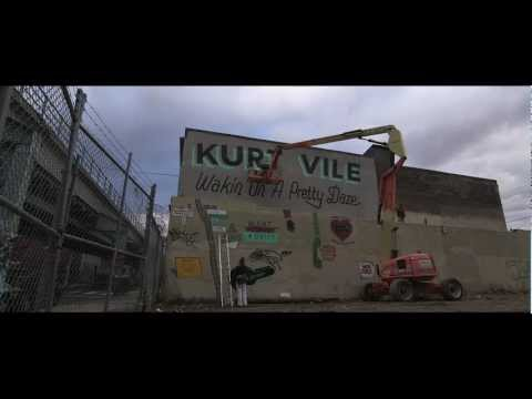 Kurt Vile - 'Wakin On A Pretty Day' track set to moving images