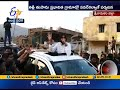 Pawan Kalyan Visits Titli Hit Villages @ Vajrapukotturu