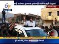 Pawan Kalyan Visits Titli Hit Villages @ Vajrapukotturu