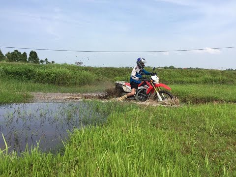 Off-road Motorcycle Tours Hanoi Countryside - Vietnam Motorbike Tours