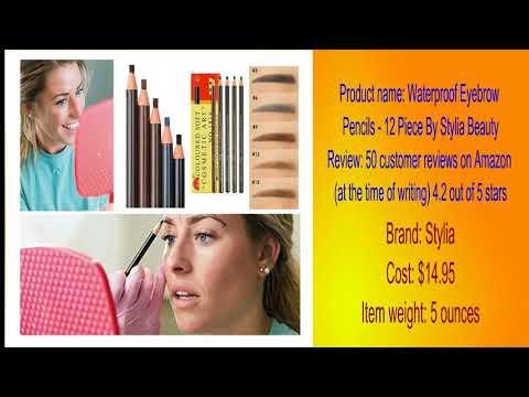 Best eyebrow pencil | Best drugstore eyebrow pencil