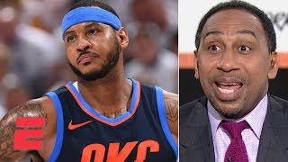 Stephen A. Smith on Carmelo Anthony's path from the Knicks to the Rockets | The Year of Melo | ESPN