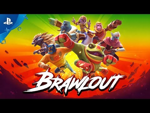 Brawlout Video Screenshot 3