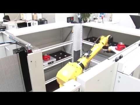 Spinner U-Serie - Universal Machining Center
