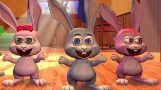 Ronda de los Conejos - Canciones de la Granja de Zenón 2