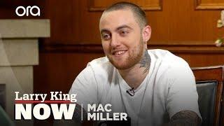 Mac Miller On New Album 'GO:OD A.M.,' Battling Depression and Donald Trump