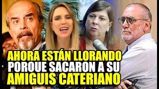 MAURICIO MULDER SE BURLA DE LOS AMIGUIS DE CATERIANO. JULIANA, RMP, ALVAREZ RODRICH TRAS SU CAÍDA