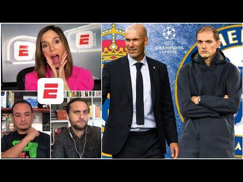 REAL MADRID VS CHELSEA Zidane y sus cambios vs la muralla de Tuchel en Champions League | Exclusivos