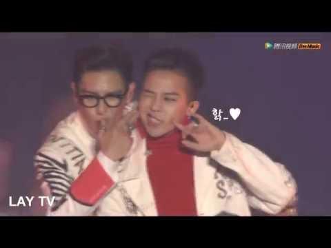 GD & TOP - 쩔어 콘서트 입덕포인트 자막 ver.