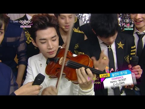 헨리 (Henry) - Fantastic (violin intro)