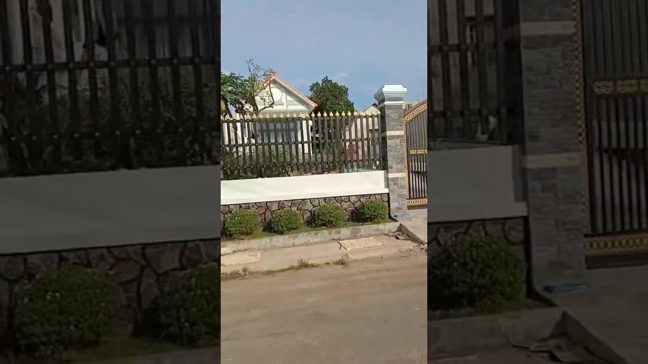 Chính chủ bán đất gần trường cấp 3 Thới Hòa Miếu Ông Cù Tân Uyên, Bình Dương. 0908-194-606 Nga video