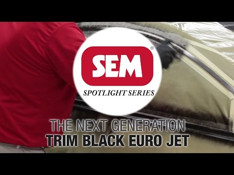 SEM Spotlight Series: Trim Black