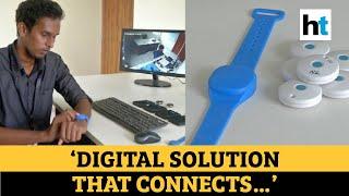 Chennai: Engineers develop 'etticos' to connect covid pati..