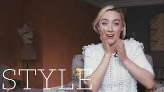 Life advice from Saoirse Ronan | Lucky Dip | The Sunday Times Style