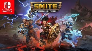 SMITE on Nintendo Switch - Download for Free Today!