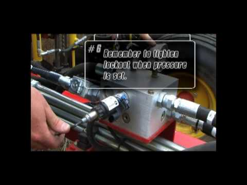 Bourgault 3310 Paralink Hoe Drill Operator's Video - Part 2 of 5