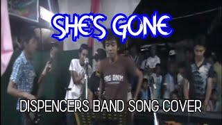 She's Gone by Steelheart live