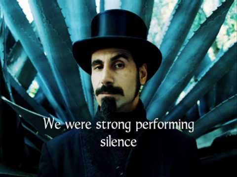 The Charade With Lyrics-Serj Tankian