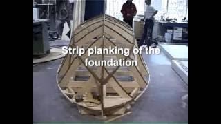 Hải Long học sản xuất Composite Cano ở Thụy Điển
