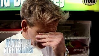 Ramsay In Awe Over Owner Telling Head Chef How To Cook Asparagus   Kitchen Nightmares
