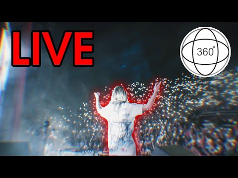 Alison Wonderland - LIVE at Red Rocks 2019 IN 360 (4K VR EXPERIENCE)