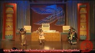 """Độ """"NHOI"""" của BÒ CẠP CÂM (Nxnx 15: Hoàng Tử Ai Cập)"""