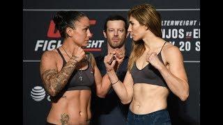 UFC San Antonio: Careos del Pesaje Oficial