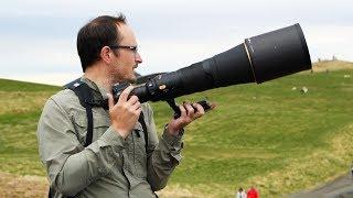 Nikon's BEST Ultra Telephoto Prime lens - FIELD TESTED