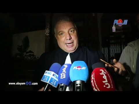 المحامي زهراش يكشف تفاصيل إحضار مصرحات بالقوة في محاكمة بوعشرين
