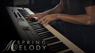 Spring Melody \\ Original by Jacob's Piano