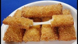 Món Ăn Ngon - PHÔ MAI QUE SANDWICH ngon tuyệt