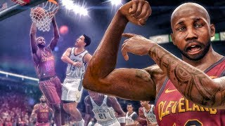 NASTY POSTER DUNKS & SCORING CAREER HIGH! NBA Live 18 The One Career Gameplay