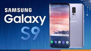 SAMSUNG GALAXY S9 meterá MIEDO!!