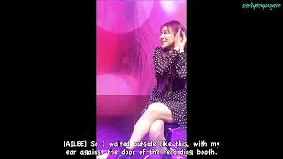 [ENG SUB] 190702 butterFLY Twitter Live - Ailee talks about 'LOVE' + Message to EXO Chen