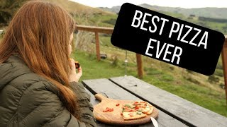 EATING PIZZA WITH THE BEST VIEWS EVER | NZ Ep. 2