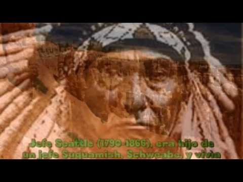 LA CARTA DEL JEFE INDIO SEATTLE (Xiuhcoatl)