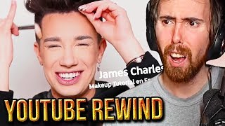 Asmongold Reacts To YouTube Rewind 2019: For the Record
