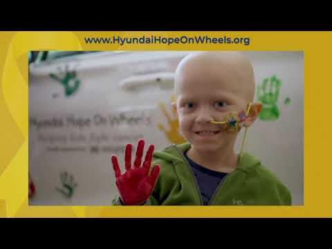 Hyundai Hope On Wheels Presents John's Hopkins with Cancer Research Grant in Virtual Handshake