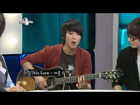 Baixar 【TVPP】Jung Yonghwa(CNBLUE) - This Love (Maroon 5), 정용화(씨엔블루) - This Love (Maroon 5) @ The Radio Star