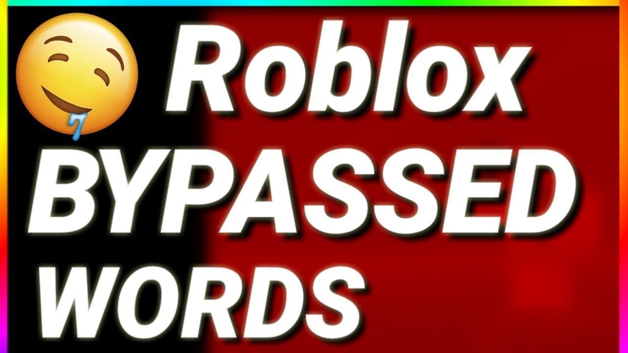 Roblox Seizure Script Pastebin Roblox Bypassed Words Pastebin 2020