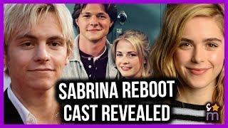 Sabrina the Teenage Witch Reboot Full Cast Revealed: Kiernan Shipka, Ross Lynch, Etc (Netflix Show)