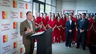 'School of Nursing DNP Celebration (entire program) - Pittsburg State University