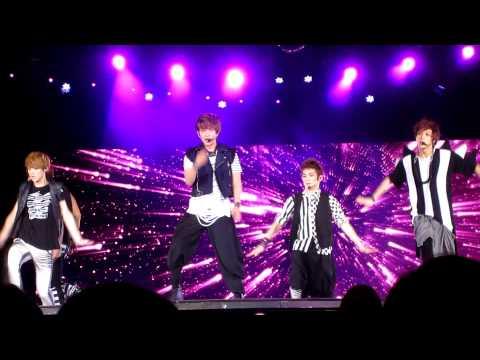 120818 SHINee & EXO Luhan Lucifer SMTown Seoul Part I