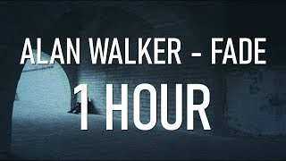 Alan Walker - Fade 🕐 1 HOUR 🕐 [Gaming Music]
