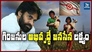 Watch: Pawan Kalyan Concerns For Tribes- Jana Sena- Specia..