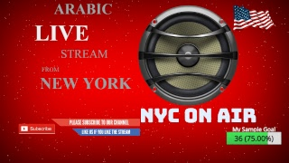 NYC ON AIR Live Stream NON STOP ARABIC MUSIC