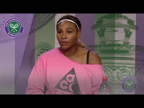 Serena Williams Wimbledon 2019 First Round Press Conference