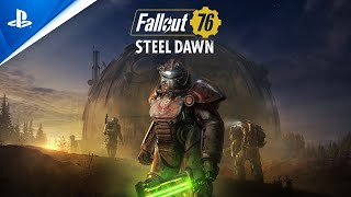 Fallout 76 :  bande-annonce